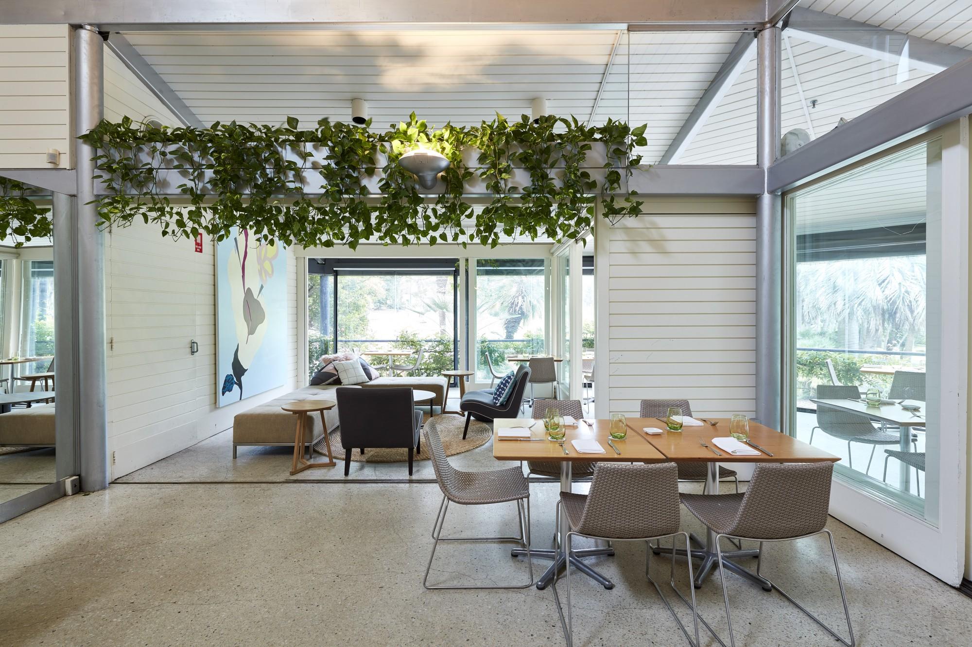 Botanic Gardens Restaurant Sydney Review Garden Ftempo