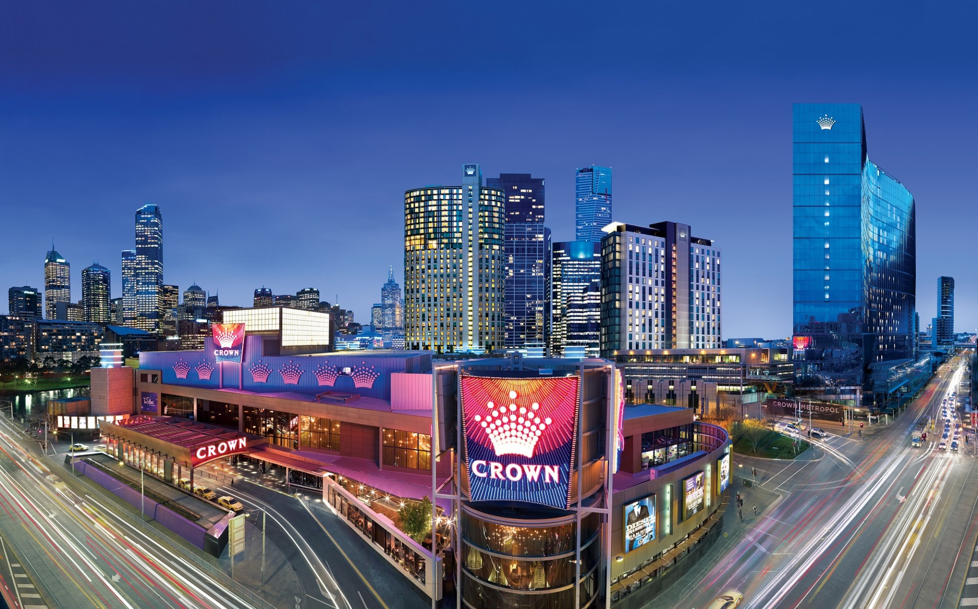 Crown Melbourne Southbank