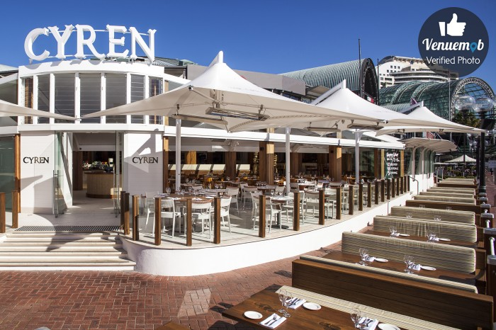 Cyren Restaurant Darling Harbour Sydney