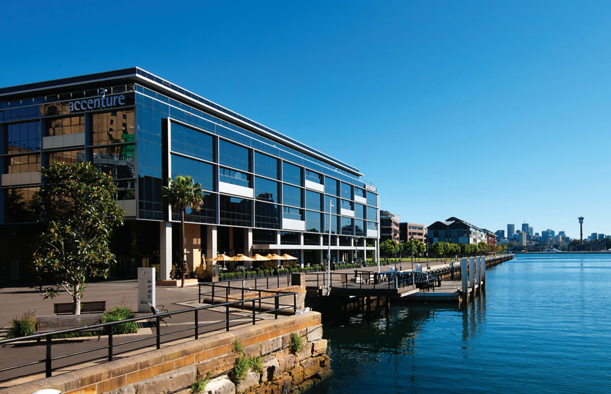 Doltone house darling island wharf book save with venuemob for Accenture sydney