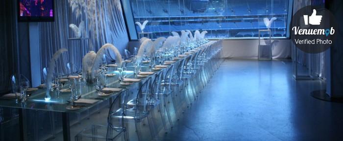 Etihad Stadium Function Area