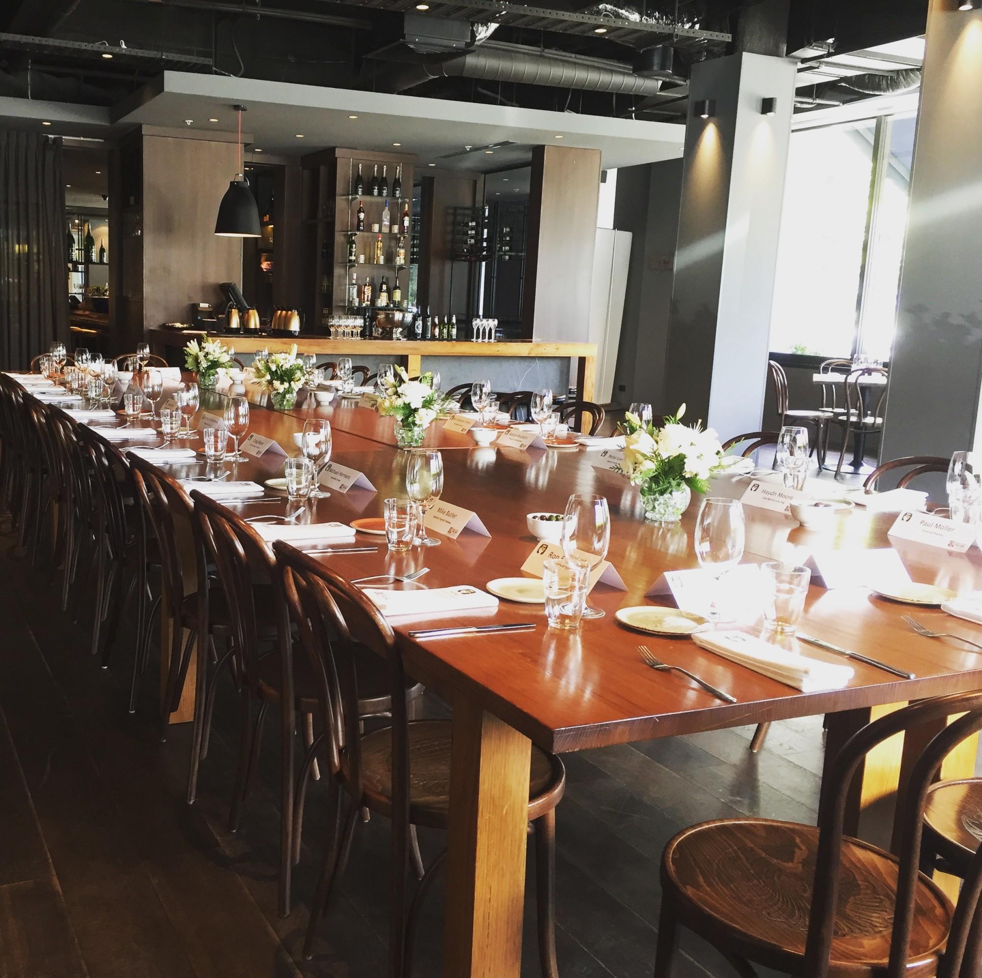 East Bar Restaurant Melbourne Vic