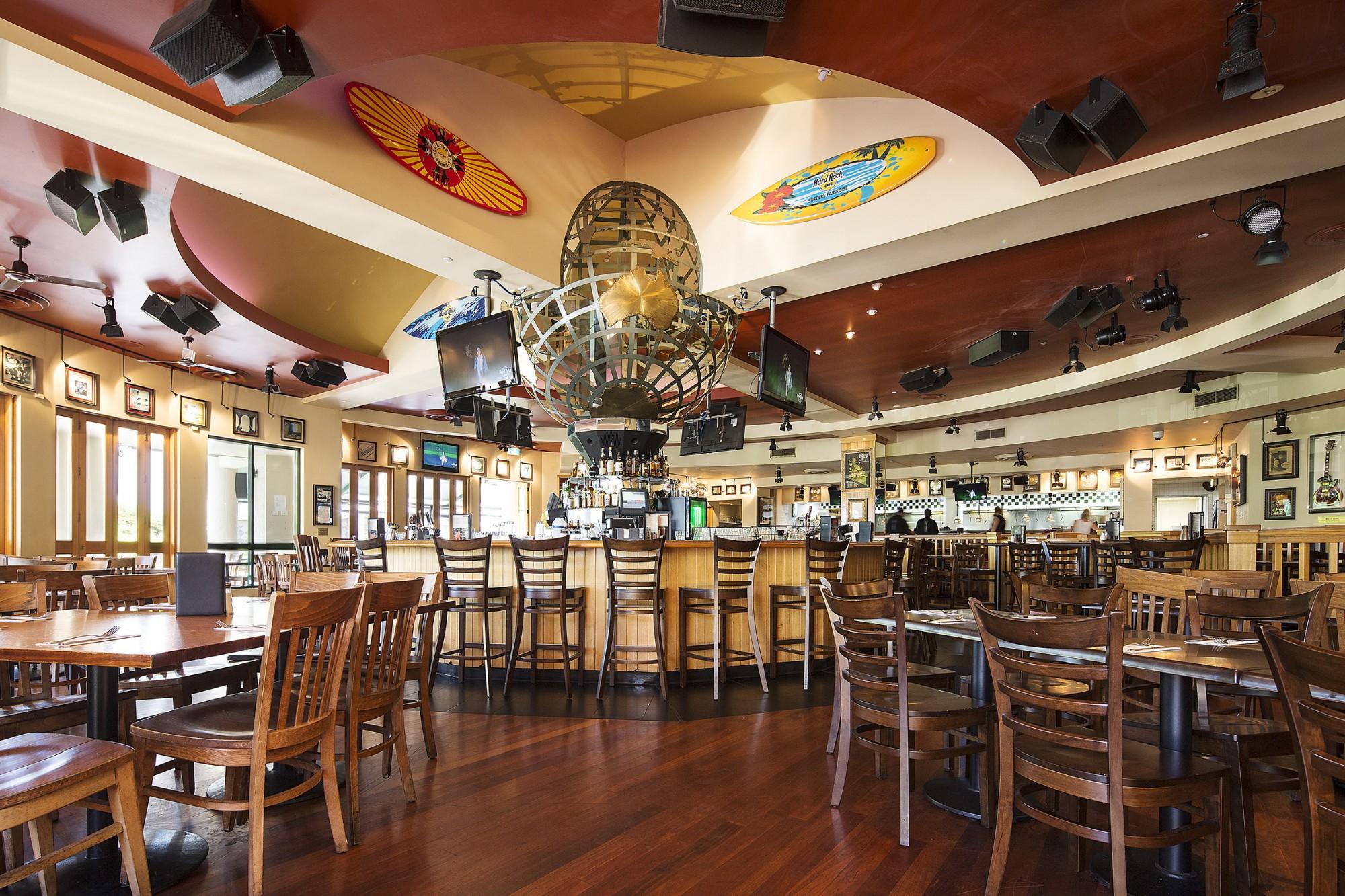 Hard Rock Cafe Gold Coast Reviews