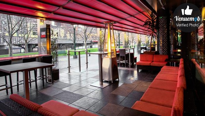 Left Bank Melbourne Function Area