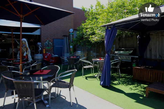 Naked Racer Bar & Cafe: Book & Save with Venuemob