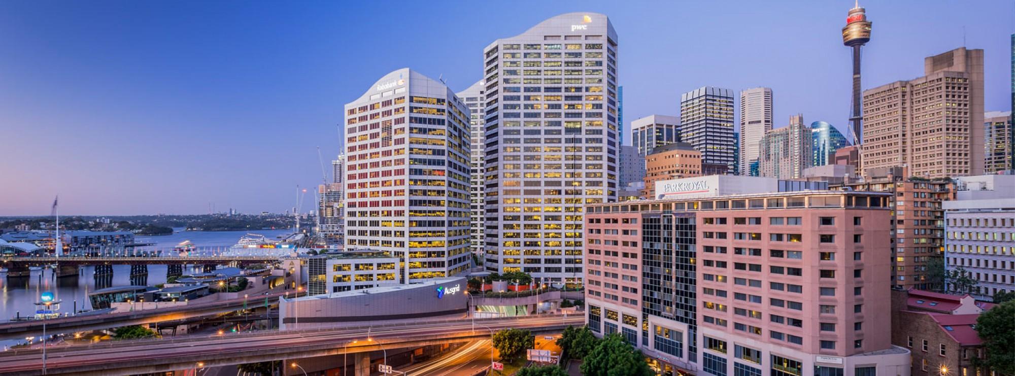 Park Royal Darling Harbour Hotel Sydney