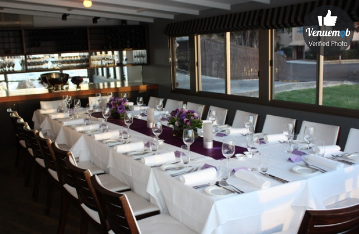 Five Sails Private Dining Room