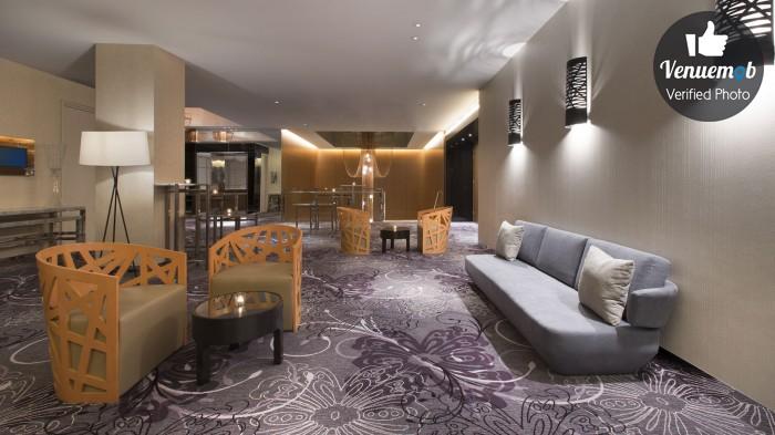 Sheraton Melbourne Room Service