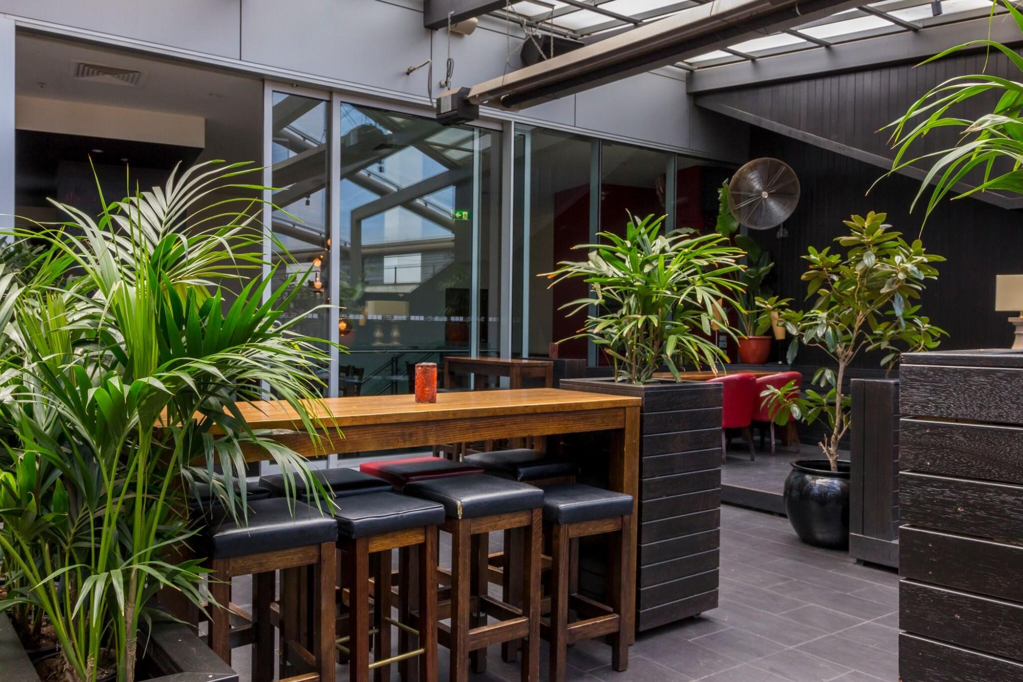 Slate Restaurant Bar Melbourne Vic