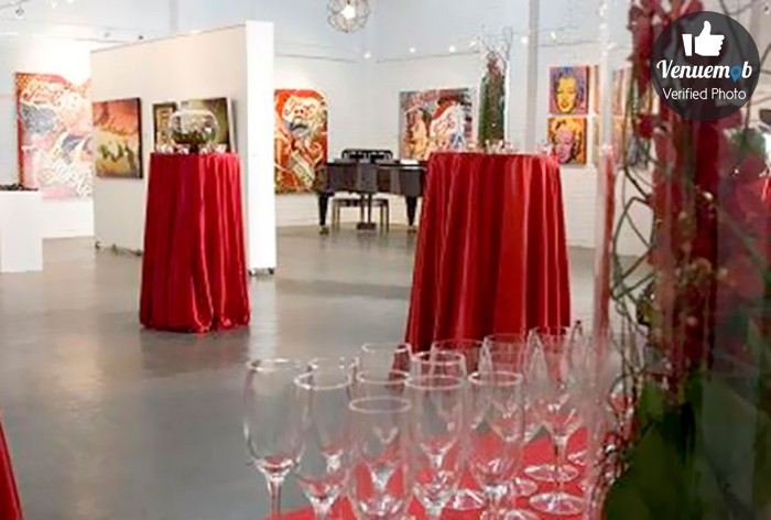 Smart Artz Gallery Function Area
