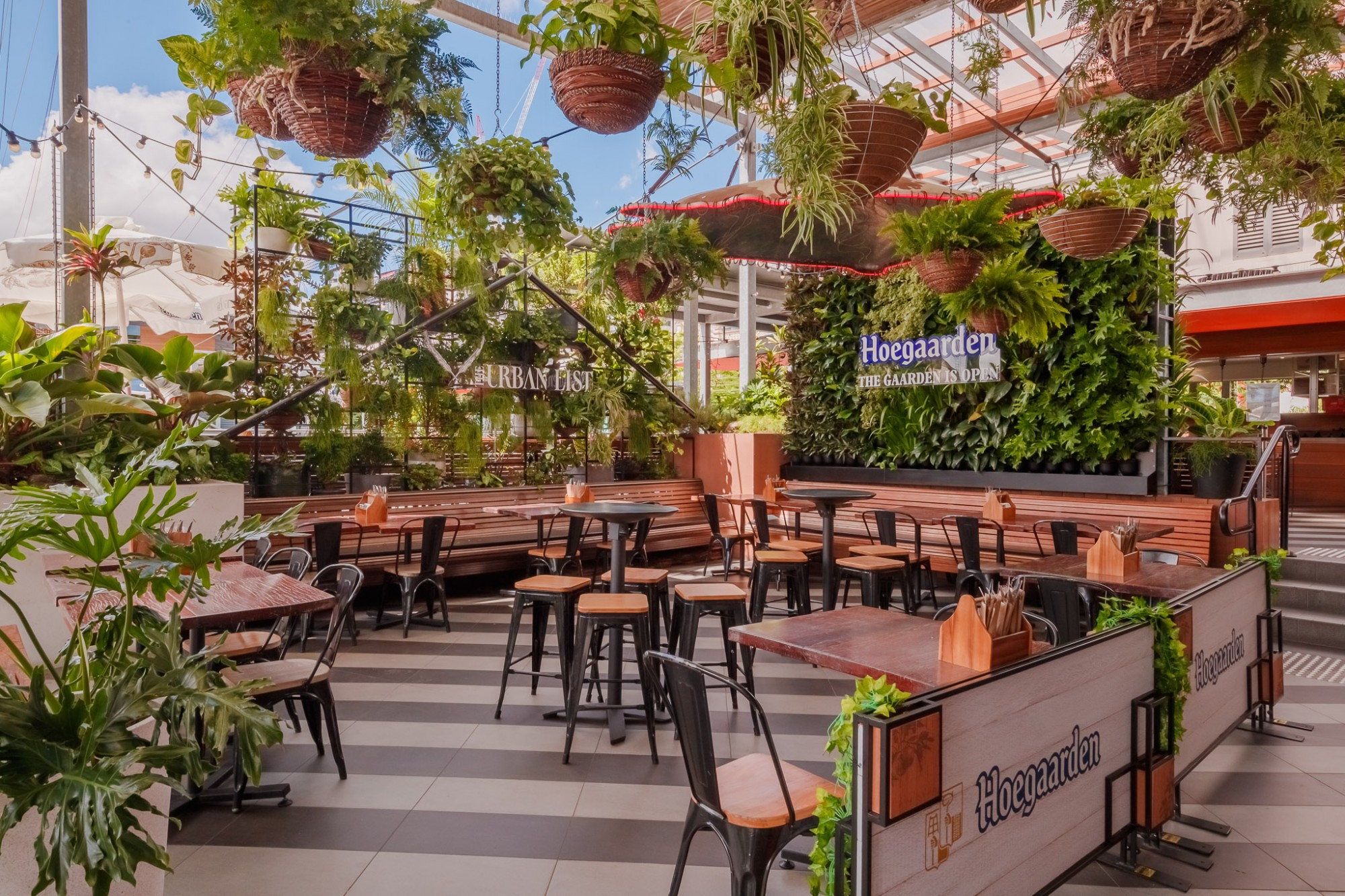 Southbank Beer Garden: Book & Save with Venuemob