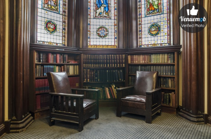 St Andrews Library Book A Room