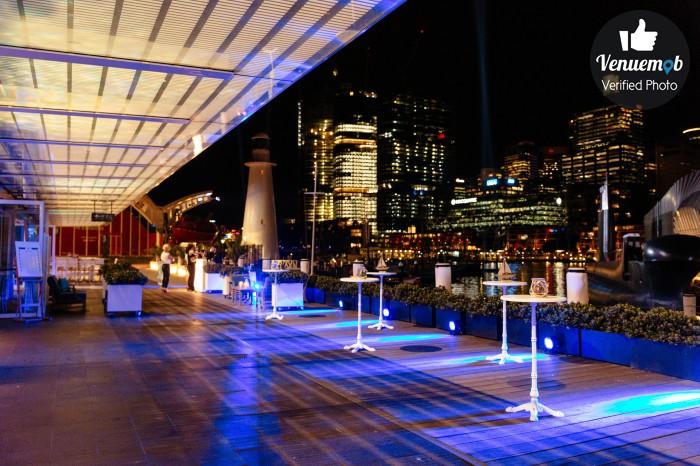 The Australian National Maritime Museum Function Area