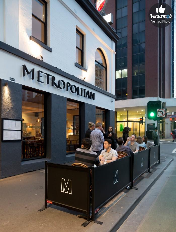The Metropolitan Hotel Function Area