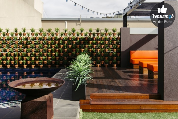 The Pool Deck Function Area