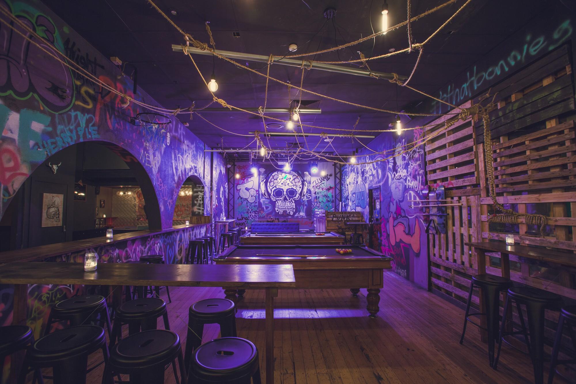Boiler Room Melbourne Bar