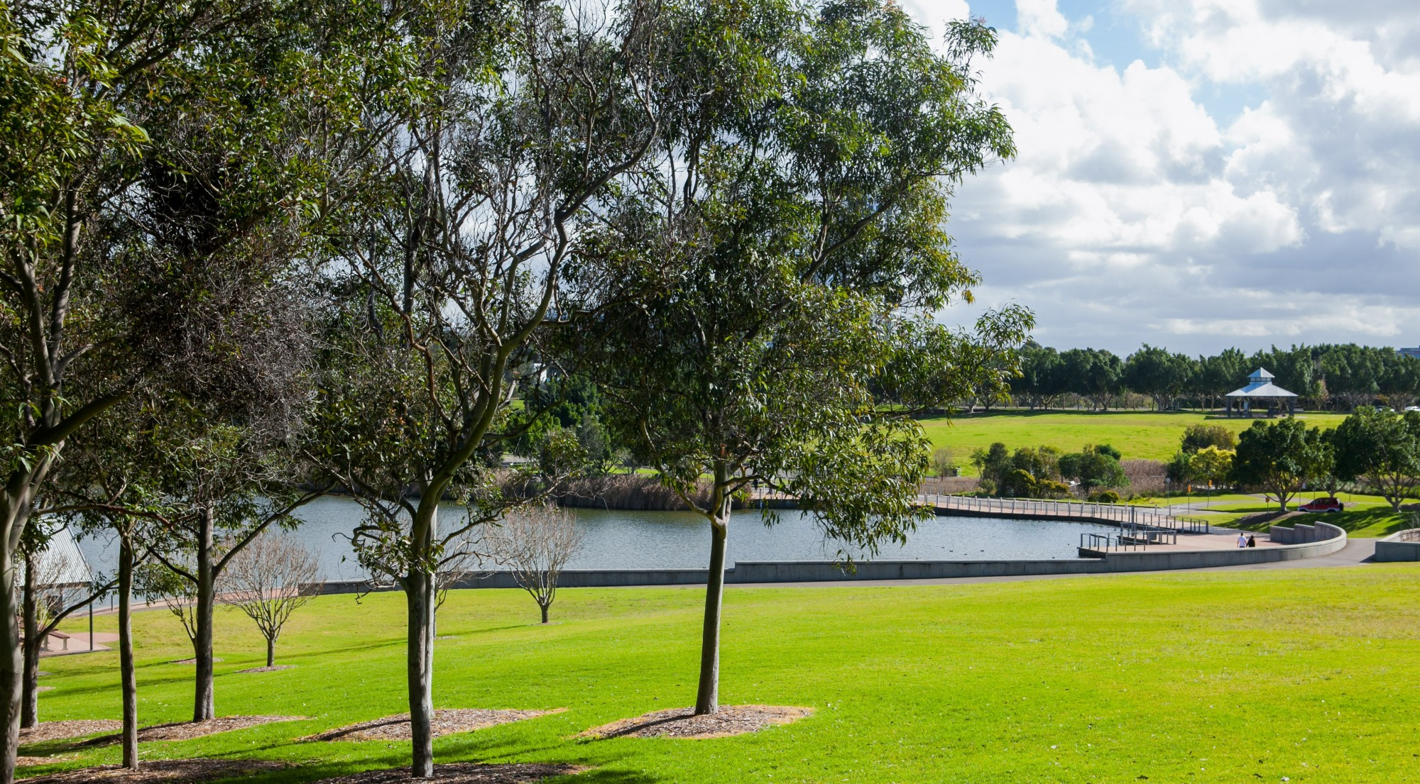Waterview In Bicentennial Park Book Save With Venuemob